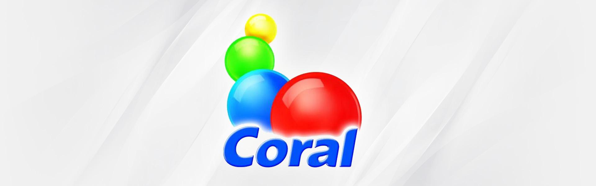 płyn do prania coral